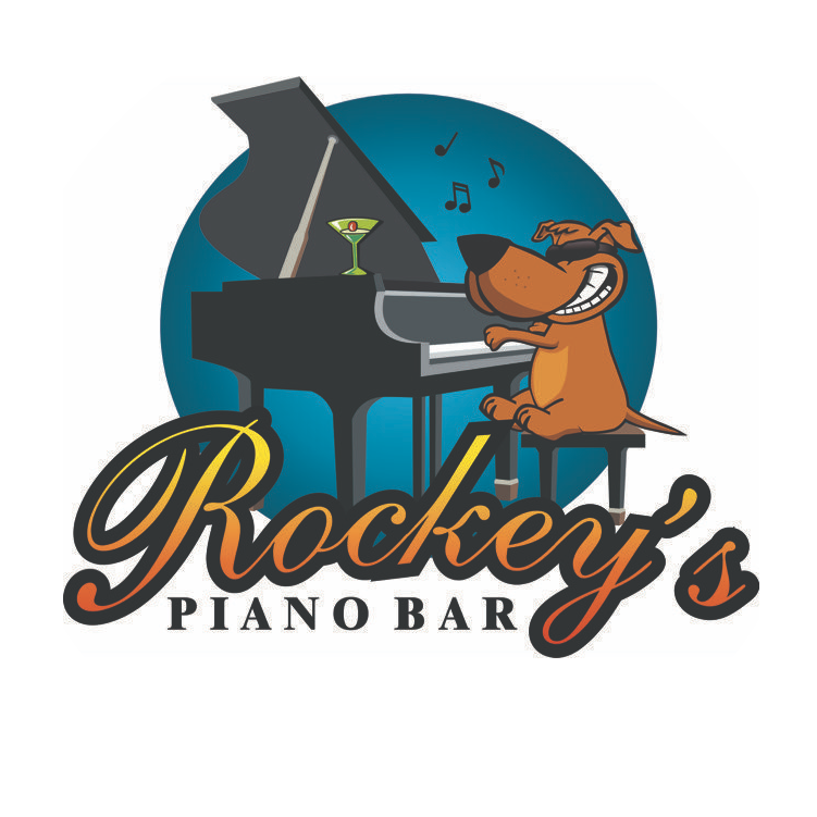 Rockey's Piano Bar Logo